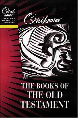 9780842359832: Quiknotes: The Books of the Old Testament (Quiknotes: Bible)