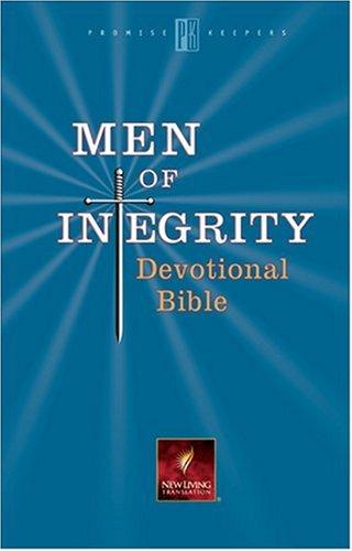 9780842360036: Men of Integrity Devotional Bible: NLT1