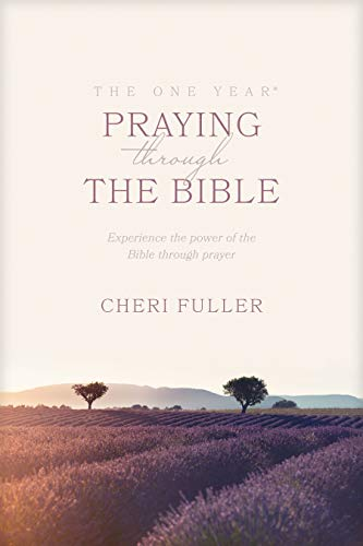 9780842361781: The One Year Praying Through the Bible (One Year Bible)