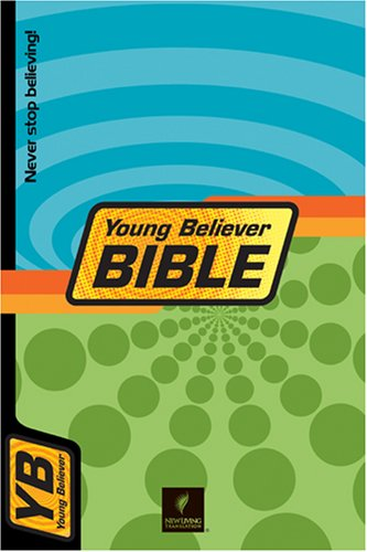 9780842361965: Young Believer Bible: New Living Translation