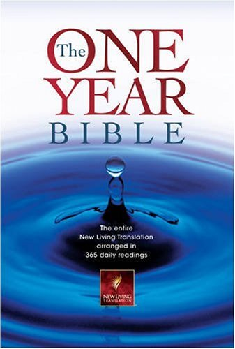 9780842362092: One Year Bible: The New Living Translation (Bible Nlt)