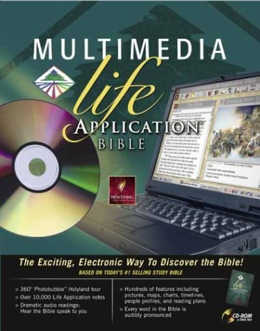 Multimedia Life Application Bible (084236210X) by Tyndale House Publishers
