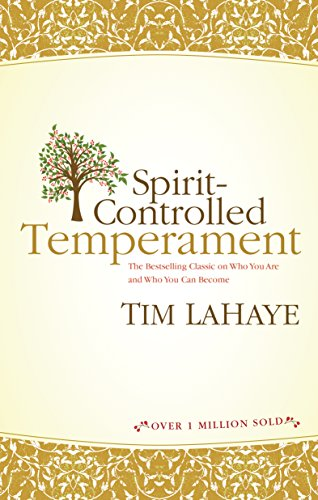 9780842362207: Spirit-Controlled Temperament
