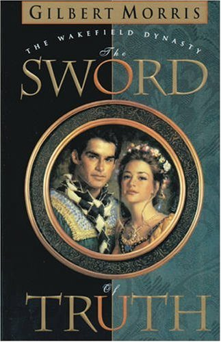 The Sword of Truth 9780842362283 Series premiere special price! Two families--the Wakefields of nobility and the lower-class Morgans--are the focus of this sweeping generational saga, joined by intriguing personalities such as Elizabeth I, William Tyndale, and John Bunyan. Linking the people and events through the ages is the struggle of men and women who sought God as the answer to their difficulties. #1: The Sword of Truth Myles Morgan's discovery of his noble heritage introduces him to a fascinating new life in the English court and to the political conflict surrounding the translation of the Bible into English.