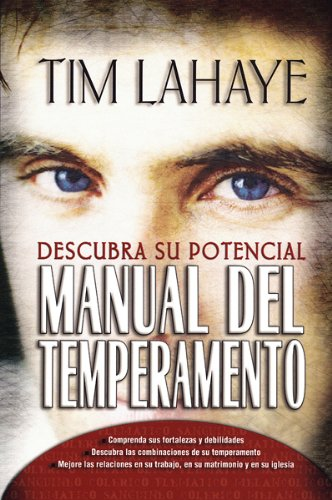 9780842363228: Manual del Temperamento: Your Temperament: Discover Potential