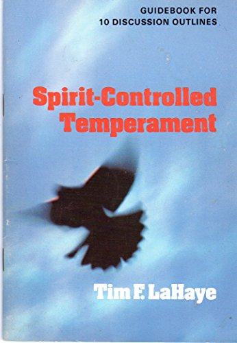9780842364027: Discussion Guide for Spirit-Controlled Temperament