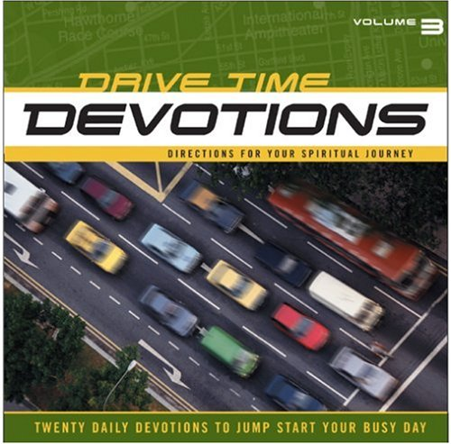 Drive-Time Devotions (Book 3): McSpadden, Gary