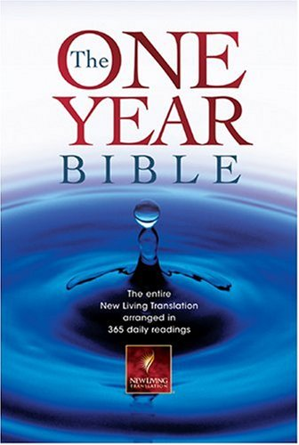 9780842364119: The One Year Bible Compact Edition: NLT1