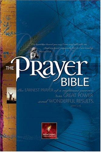 9780842365871: The Prayer Bible: New Living Translation