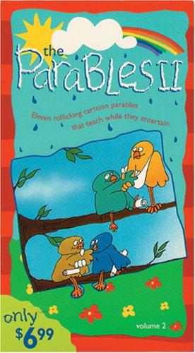 9780842367516: The Parables, Vol 2 [VHS]