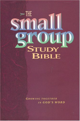9780842368247: The Small Group Study Bible