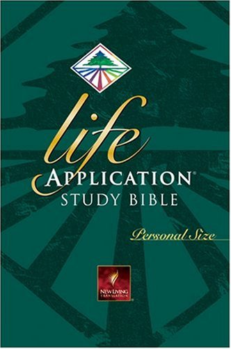 9780842368735: Life Application Study Bible : Personal Size - New Living Translation