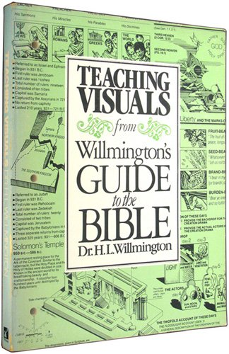 Teaching Visuals from Willmington's Guide to the Bible (0842369392) by Harold L. Willmington