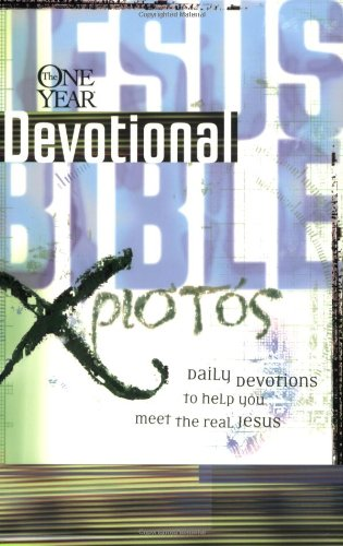 9780842370356: The One Year Jesus Bible Devotional (One Year Book)