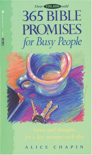 9780842370486: 365 Bible Promises for Busy People