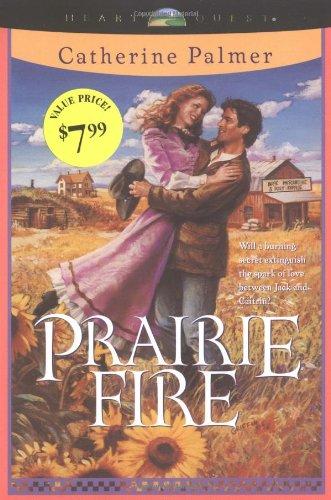 9780842370578: Prairie Fire: A Town Called Hope #2 (Heartquest)