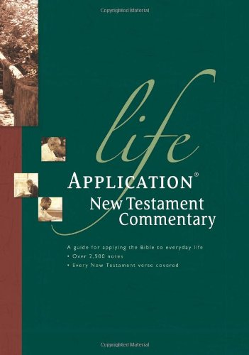 9780842370660: Life Application New Testament Commentary (Repkg) (Life Application Bible Commentary)