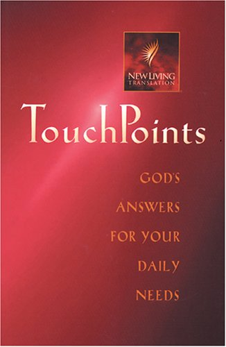 9780842370943: Touchpoints : God's Answers for Your Daily Needs