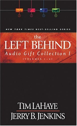 Left Behind Audio Gift Collection #1-4 (Left Behind): LaHaye, Tim; Jenkins, Jerry B.