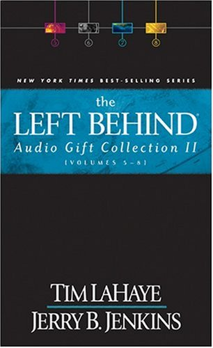 Left Behind Audio Gift Collection #5-8 (Left Behind): LaHaye, Tim; Jenkins, Jerry B.