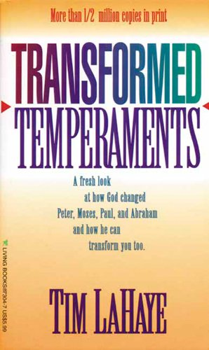 9780842373043: Transformed Temperaments