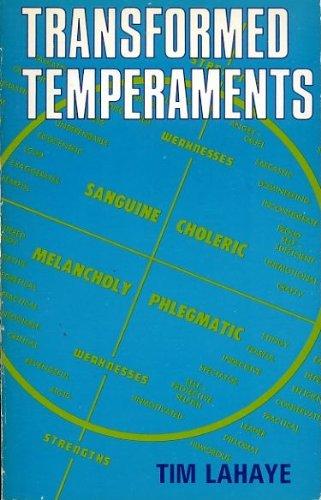 9780842373050: Transformed Temperaments