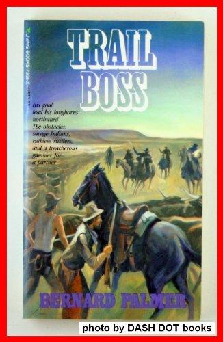 9780842373081: Trail Boss (Breck Western Series)