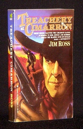 9780842373302: Treachery at Cimarron