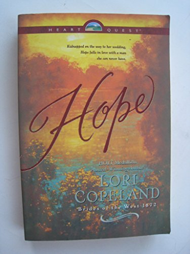 9780842374385: Hope (Brides of the West #3)