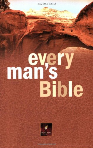9780842374835: Every Man's Bible NLT (Every Man's Series)