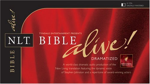 9780842375573: Bible Alive! Dramatized: New Living Translation (NLT Bibles)