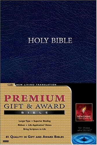 9780842375771: Premium Gift and Award Bible: NLT1