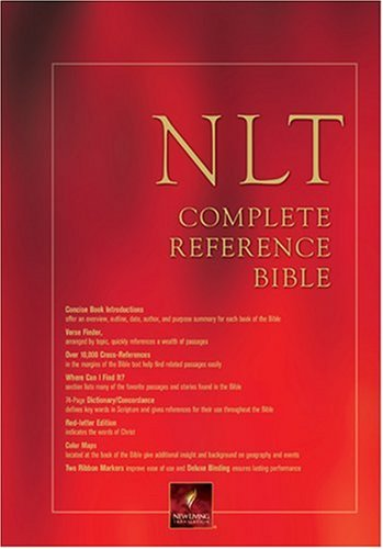 NLT Complete Reference Bible