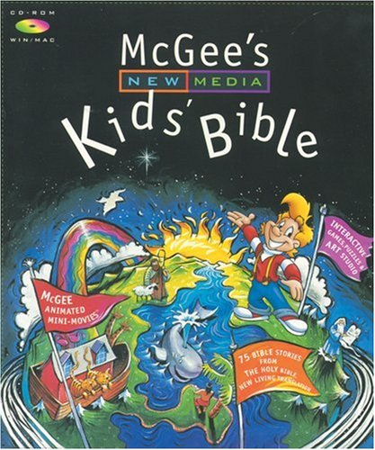 McGee's New Media Kids' Bible (McGee and Me!) (0842376011) by [???]