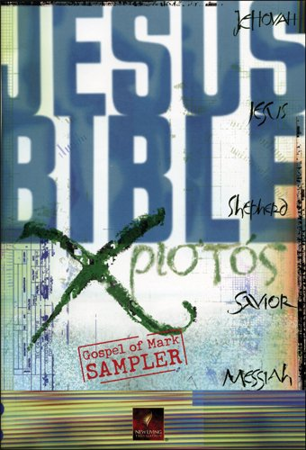 The Jesus Bible: NLT1 (0842376429) by [???]