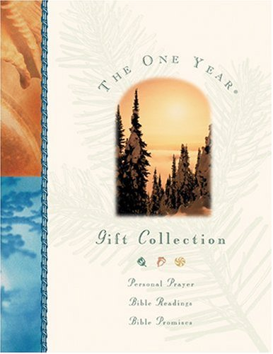 9780842377423: The One Year Gift Collection: Personal Prayer, Bible Readings, Bible Promises