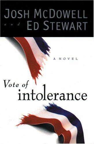 9780842378161: Vote of Intolerance