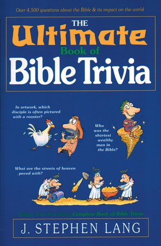 9780842379496: The Ultimate Book of Bible Trivia