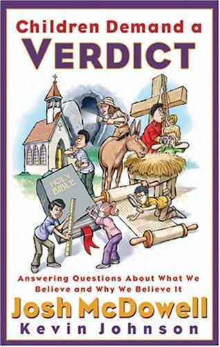 9780842379717: Children Demand a Verdict (Beyond Belief Campaign)