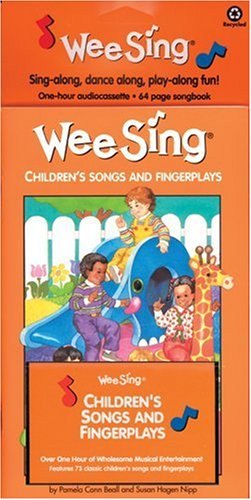 9780842380508: Wee Sing Children's Songs and Fingerplays