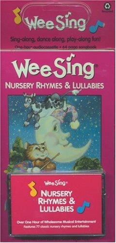9780842380560: Wee Sing Nursery Rhymes & Lullabies (Book and Cassette)