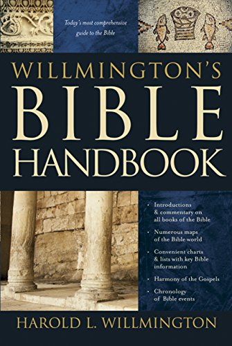 9780842381741: Willmington's Bible Handbook