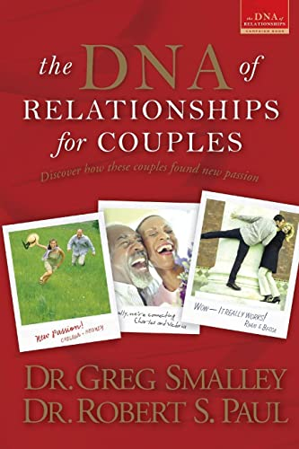 9780842383226: The DNA of Relationships for Couples