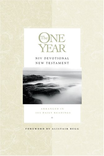 One Year NIV Devotional: New Testament: Alistair Begg