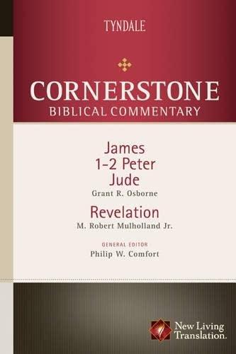 9780842383462: James, 1-2 Peter, Jude, Revelation (Cornerstone Biblical Commentary)