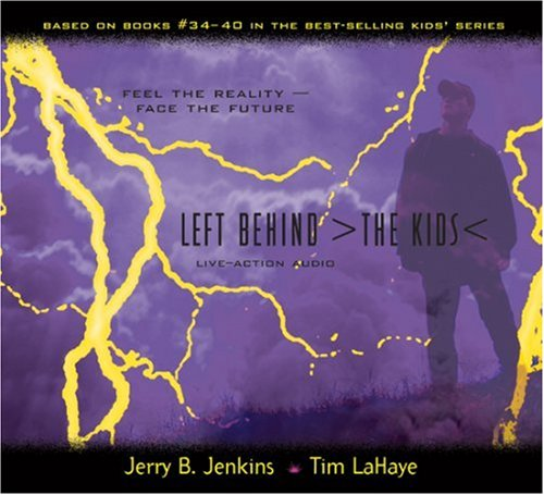 9780842384254: Left Behind: The Kids Live-Action Audio 6 (Tyndale Kids)