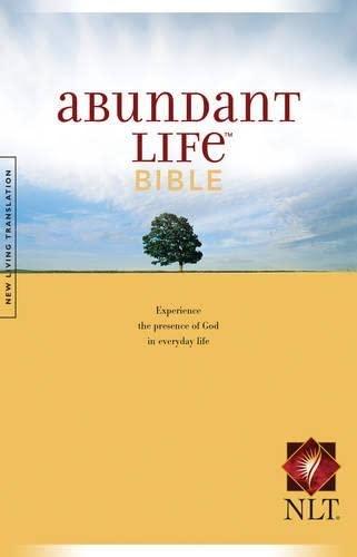 9780842384926: Abundant Life Bible NLT