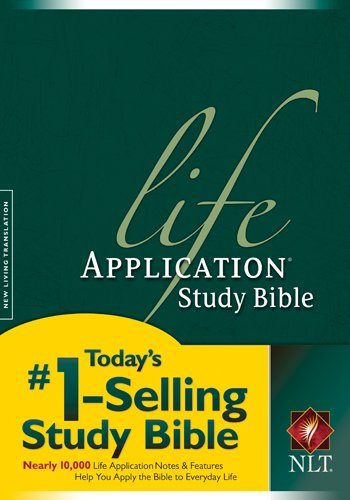 9780842384933: Life Application Study Bible: New Living Translation