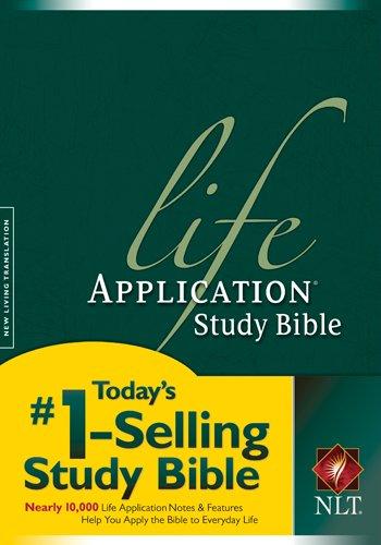 9780842384933: Life Application Study Bible: New Living Translation