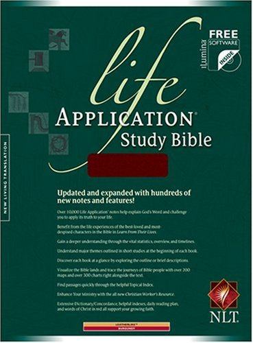 9780842384988: Life Application Study Bible NLT (Life Application Study Bible: New Living Translation-2)
